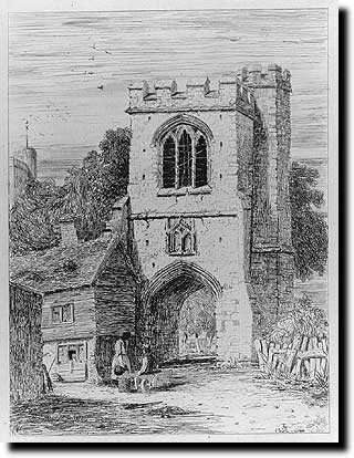 Curfew Tower Barking