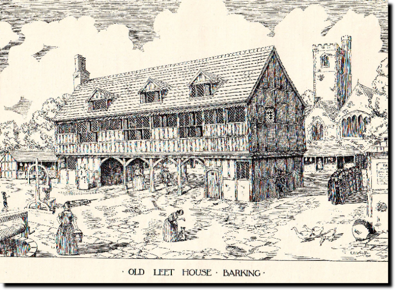 Old Leet House Barking
