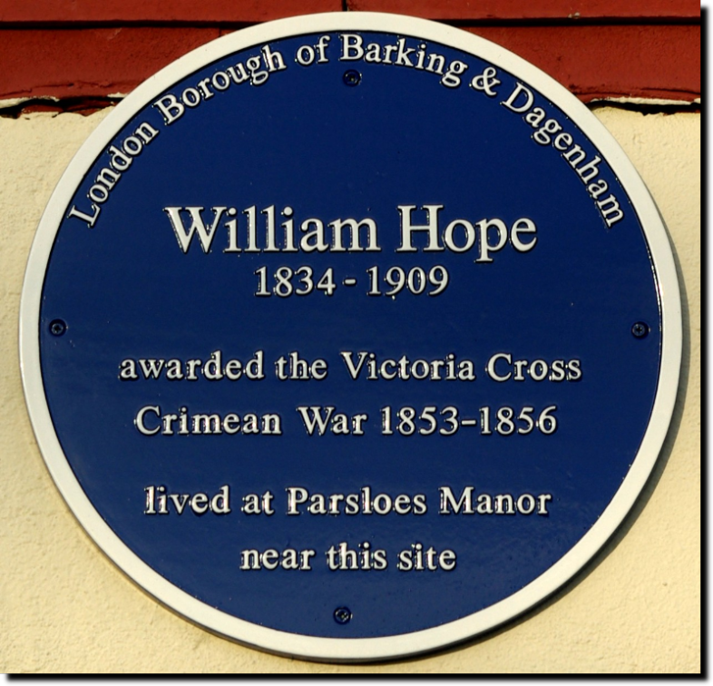William Hope 1834-1909