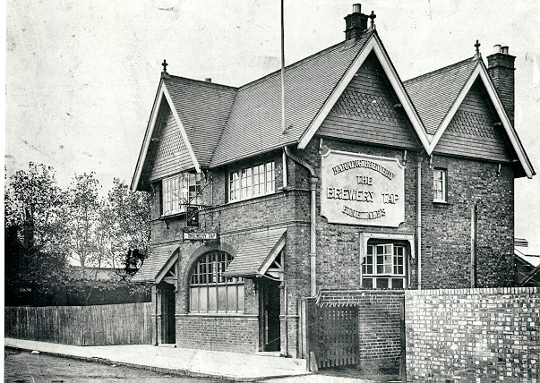 The Brewery Tap, Barking